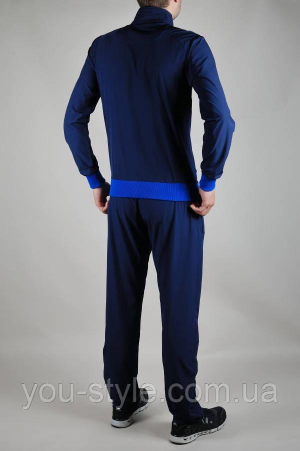3aeb4185 Мужской спортивный костюм Adidas летний темно-синий: продажа, цена в ...