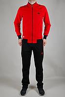 Мужской спортивный костюм Adidas Красный, черный