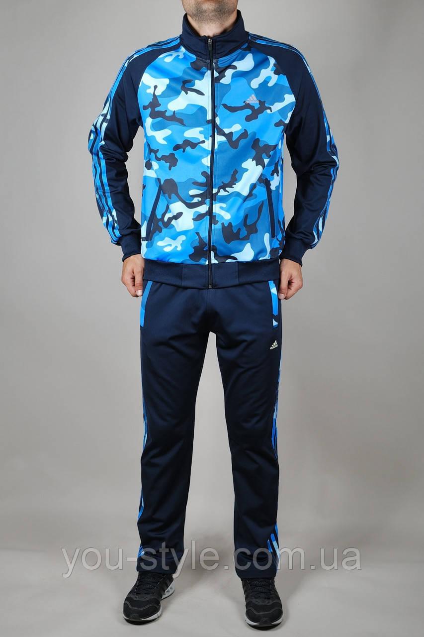 Спортивний костюм Adidas Блакитний