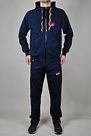 Спортивный костюм мужской Puma Тёмно-синий