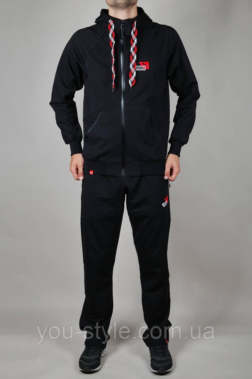 Спортивный костюм мужской Puma Чёрный