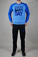 Спортивный костюм мужской Nike Голубой