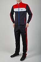 Спортивный костюм мужской Adidas Темно серый