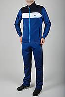 Спортивный костюм мужской Adidas Синий