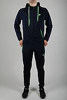 Cпортивный костюм мужской Adidas Темно синий