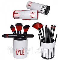 Набор кистей для макияжа Kylie Jenner 12 штук