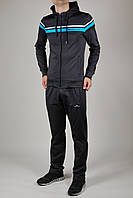 Спортивный костюм мужской MXC SPORT Тёмно-серый