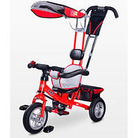 Трехколесный велосипед Caretero Derby  красный