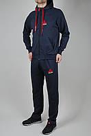Мужской спортивный костюм Reebok Тёмно-серый