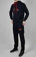 Мужской спортивный костюм мужской Reebok Тёмно-синий
