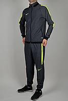 Летний спортивный костюм мужской Nike Чёрный