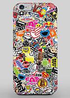 Чехол Iphone 7/7s - №185