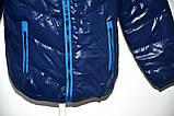 Деми куртка  на мальчика 10-11 лет, фото 2