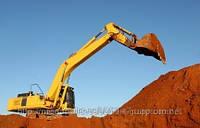 Глина с доставкой по Донецку и области, глина cтроительная
