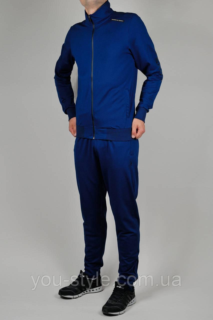 5a2c3e04 Мужской спортивный костюм Adidas Porsche Design Тёмно-синий - Интернет  магазин