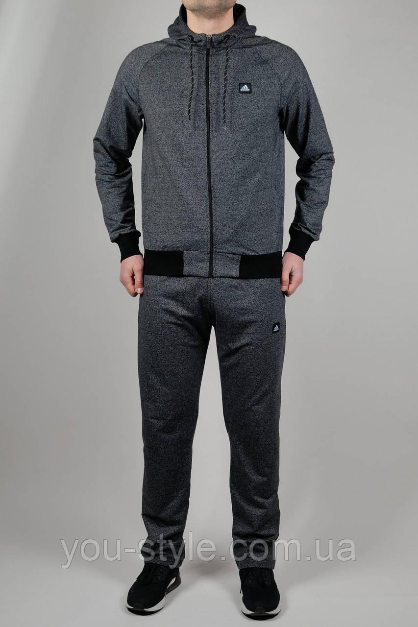Спортивный костюм мужской Adidas Чёрный