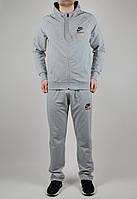 Спортивный костюм мужской Nike Серый