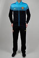Спортивный костюм мужской Nike FCB Чёрный