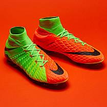 Бутсы Nike Hypervenom Phantom III DF FG 860643-308 Найк Хайпервеном (Оригинал), фото 2