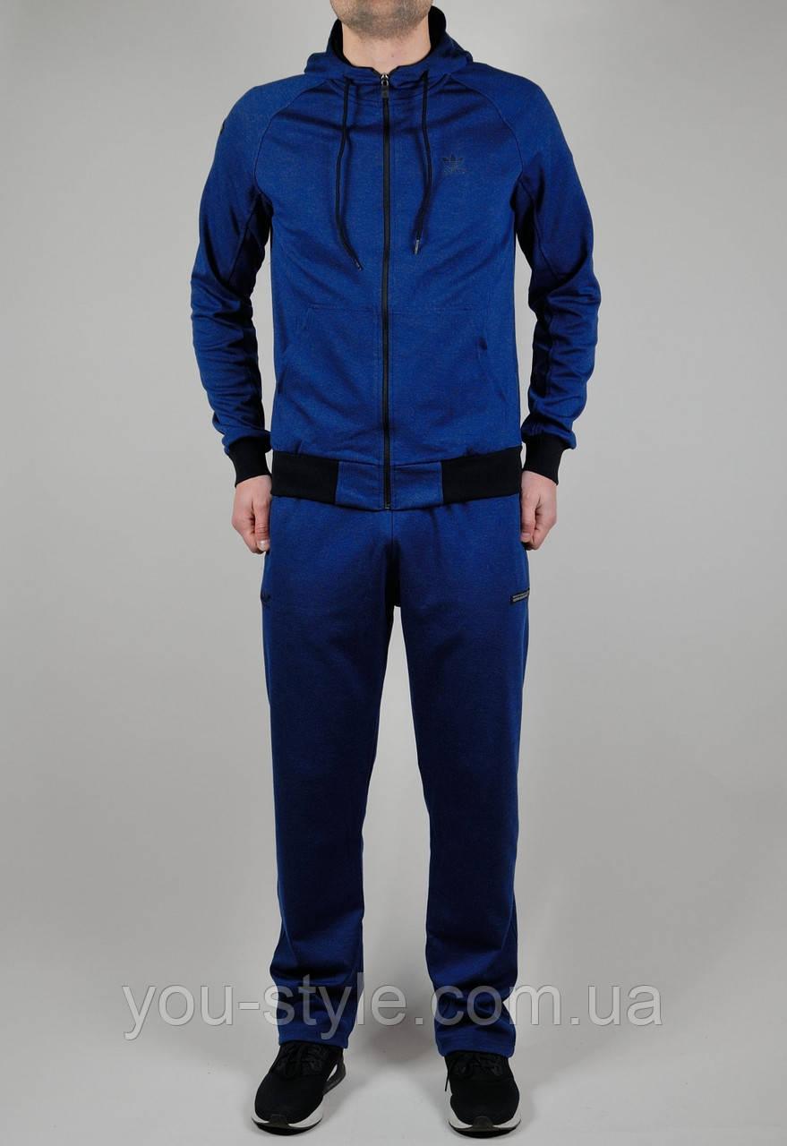 Спортивний костюм мужкой Adidas Темно-синій