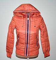 Деми куртка на девочку 134-158