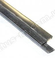 Уплотнитель стекла ВАЗ 1118-19 опускного передн. прав.  (пр-во БРТ,Россия)