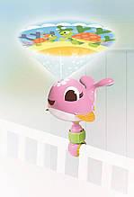 Ночной светильник «Tiny Love» музыкальный проектор Сьюзи