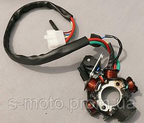 Генератор (статор) Honda Tact-50 AF-16