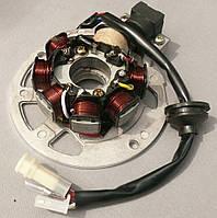 Генератор (статор) Yamaha JOG-50