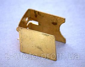 Заслонка карбюратора К65 латунь ( Украина)