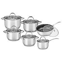 Набор посуды 12 предметов Kamille 4705SMR