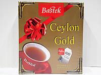 Чай Bastek Ceylon Gold 100 пакетов