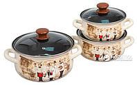Набор посуды КМК Сомелье-Экстра из 6 предметов