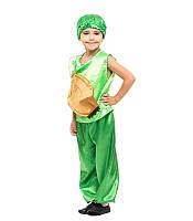 Карнавальный костюм лука Чиполлино на праздник Весны (4-8 лет)