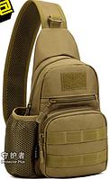 Сумка тактическая, нагрудная Protector Plus X216