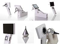 Отоскоп цифровой MiiS HORUS Scope DОC-100 для диагностики слухового канала и барабанной перепонки+Wi-fi модуль