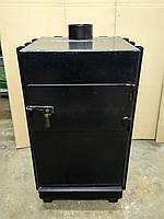 Печь- буржуйка дровяная конвекционная КТ-5- 5кВт
