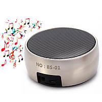 Портативная Bluetooth колонка BS-01
