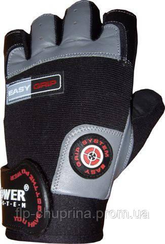 Перчатки для фитнеса POWER SYSTEM EASY GRIP PS-2670