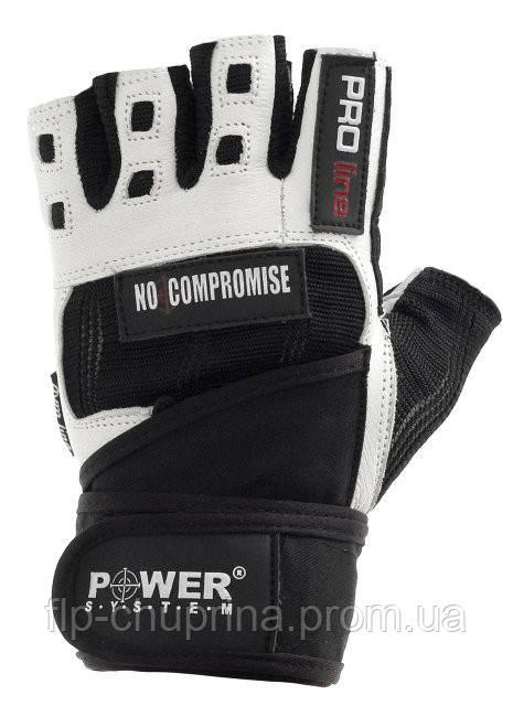 Перчатки для фитнеса POWER SYSTEM NO COMPROMISE PS-2700