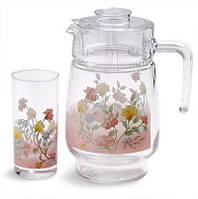 Кувшин со стаканами Luminarc Elise 7 предметов