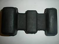 Подушка рессоры УАЗ 2206, 3303, 3741, 3962 и их модификаций (451Д-2902430, пр-во СЗРТ)