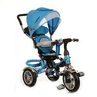 Велосипед детский трехколесный Turbo Trike M 3114-5A Blue (M 3114)