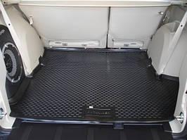 Коврик в багажник HONDA PILOT с 2008- / цвет:черный