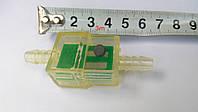 Фильтр топливный   прямоугольный с сеткой и магнитом