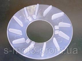 Крыльчатка вариатора пластмассовая GY6-50 (4-х тактн. китаец (GY6))