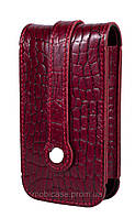 "Ключница ""BELL"" VIP (KROCO красный) размер ""S"" (110*60), фото 1"