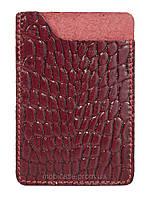 Холдер для кредитной карты (KROCO красный), фото 1