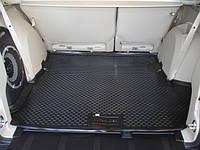 Коврик в багажник для OPEL Insignia c 2008-2017,хб., цвет:черный