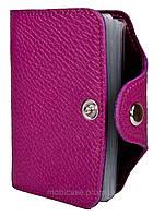 Холдер для пластиковых карт вертикальный VIP (флотар розовый)     20 шт., фото 1
